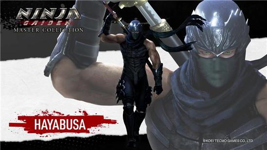 《忍者龙剑传:大师合集》新预告片公开 多位角色展示
