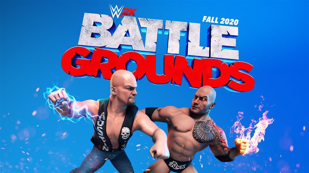 WWE系列新作《WWE 2K竞技场》公布