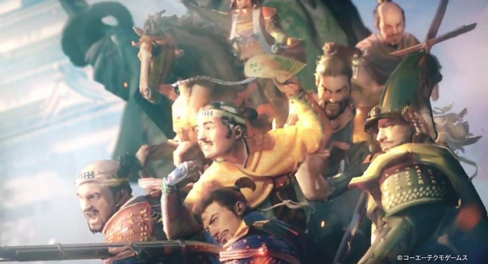 《信长之野望 新生》公开 预定2021年内发售