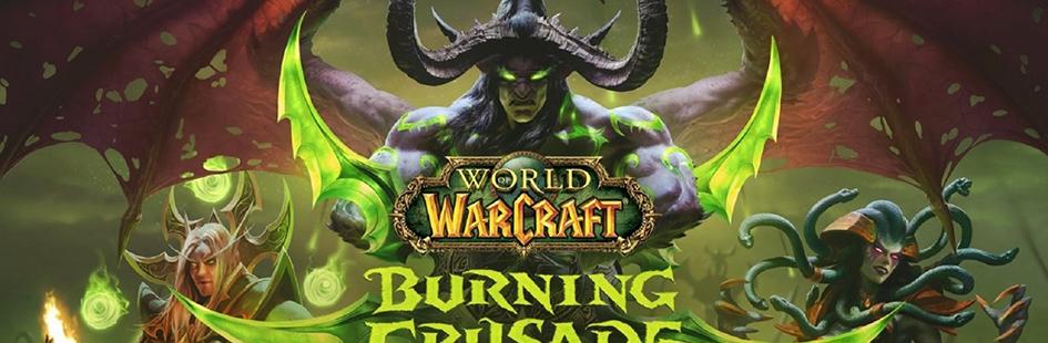 《魔兽世界:燃烧的远征》怀旧服或于6月1日推出