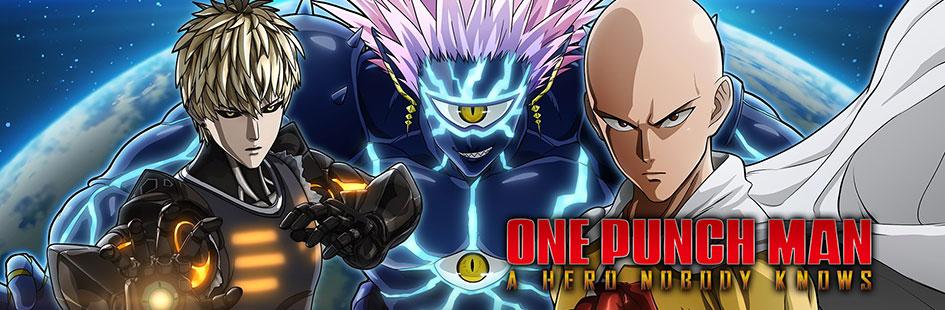 《一拳超人:无名英雄》Steam预售开启 售价268元起