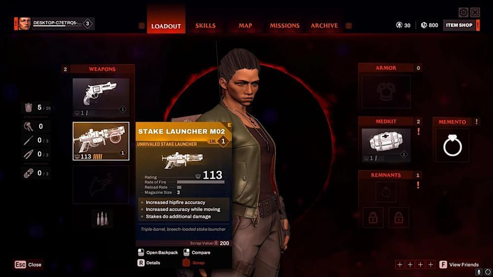 《耻辱》开发商新作《猩红陷落》截图公布  四人合作射击类游戏