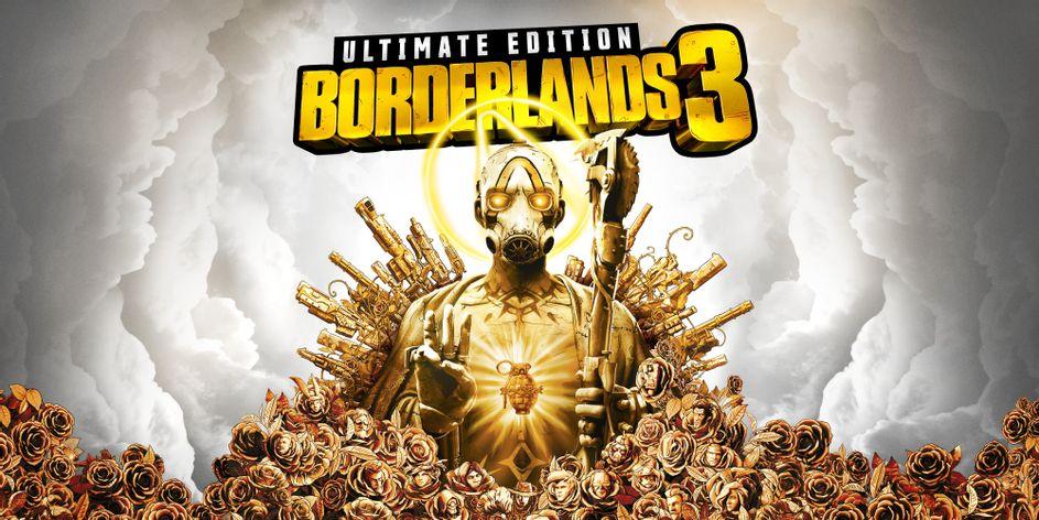 《无主之地3:终极版》次世代实体版将于11月限量发售