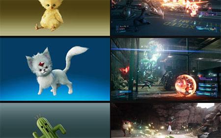 《最终幻想7重制版》部分召唤兽介绍公开