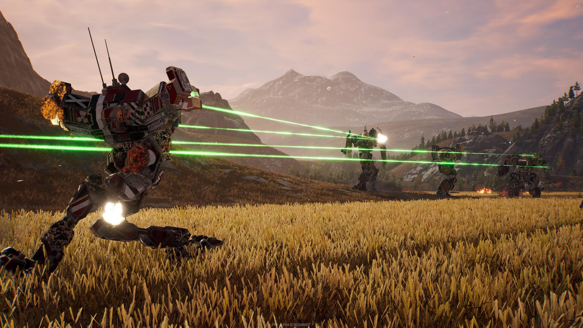 Epic独占即将结束 《机甲战士5:雇佣兵》Steam上架