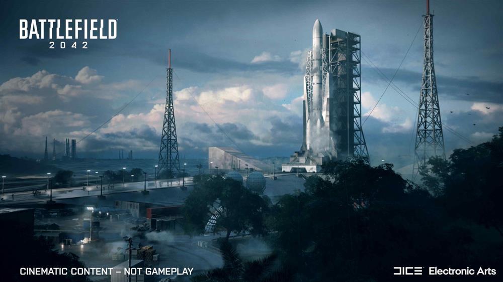 《战地2042》中文官网上线  预购玩家可抢先体验