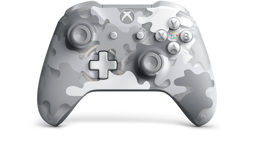 Xbox手柄极地行动特别版预购开启