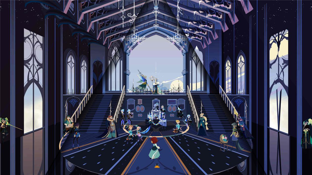 《水晶传说》现已全平台发售  支持中文