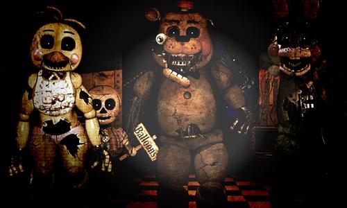 《堡垒之夜》或将联动《玩具熊的五夜后宫》