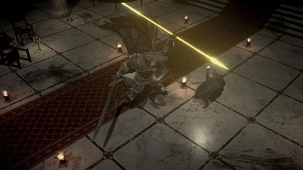 暗黑奇幻动作RPG《憎恨之心》系列新作  《憎恨之心:亡灵》现已上架Switch