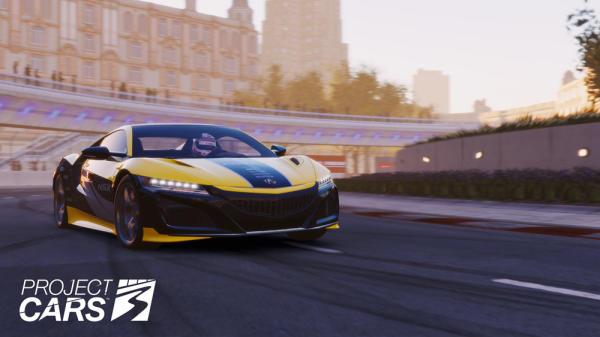《Project CARS 3》繁中版今夏天登场