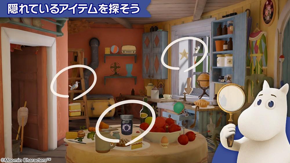 《噜噜米寻物大冒险》日本事前登录&封测招募
