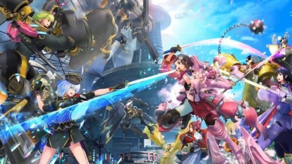 与少女联手作战《樱花革命》日本发售日决定