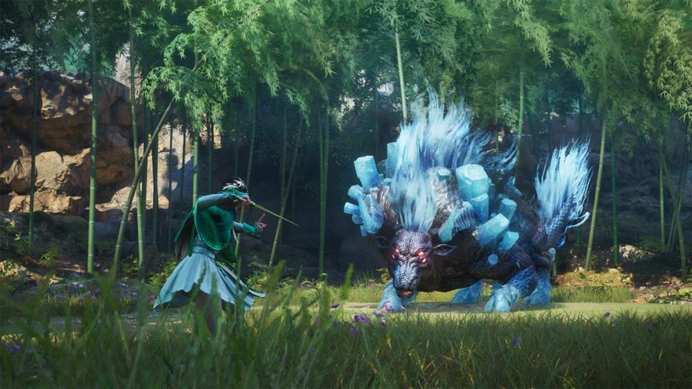 《仙剑奇侠传七》Steam页面公布 年内发售售价未知
