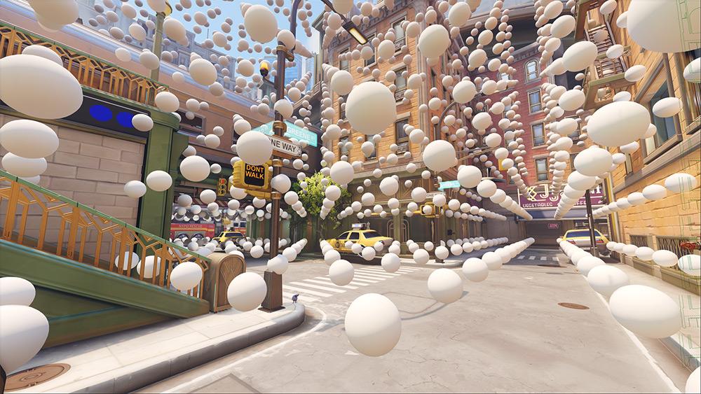 """《守望先锋》2.0版本幕后揭秘:新技术""""环境状态"""""""