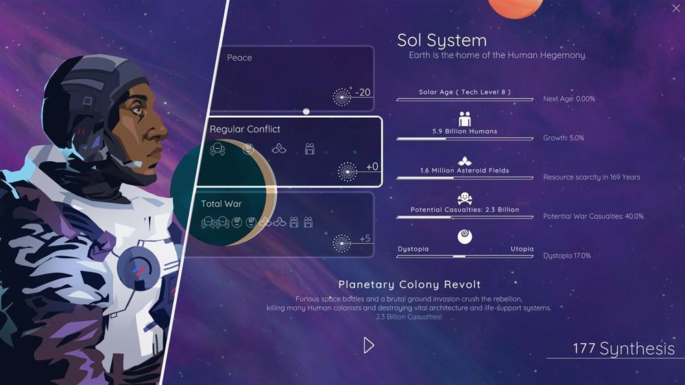 太空策略游戏《费米悖论》新消息  将有四位资深作家参与制作