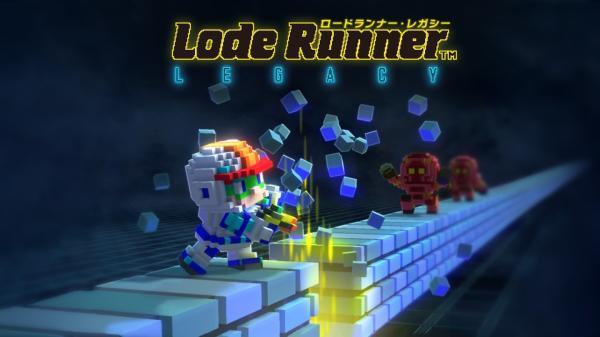 《Lode Runner Legacy》PS4版日本1月30日发售