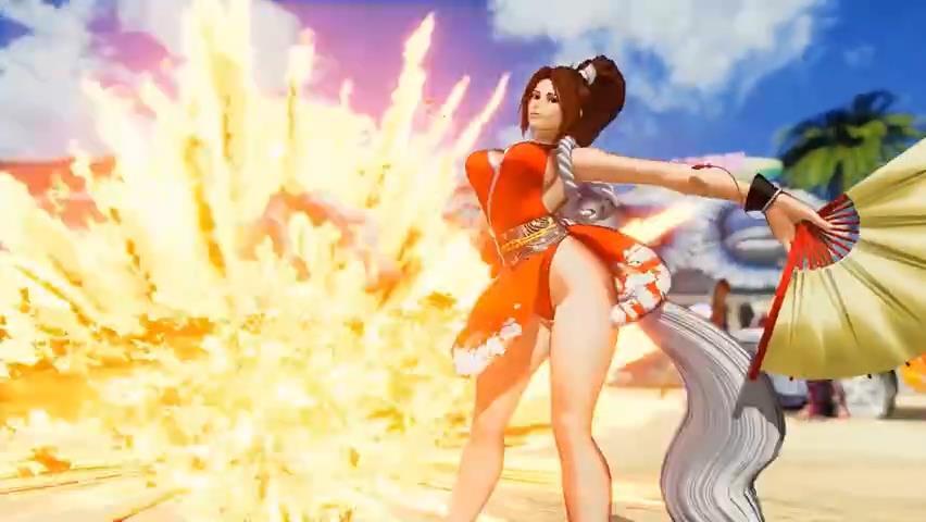 SNK《拳皇15》预告首次公开_2021年发售