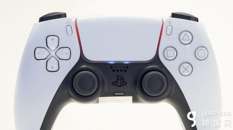 PS5手柄评测细节__玩家编号可用光点表示!