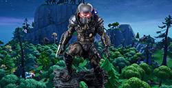 堡垒之夜联动确认铁血战士!武器改装功能或将到来