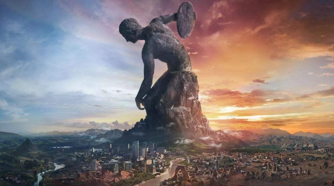 Steam一周销量榜:《文明6:新纪元季票》夺冠