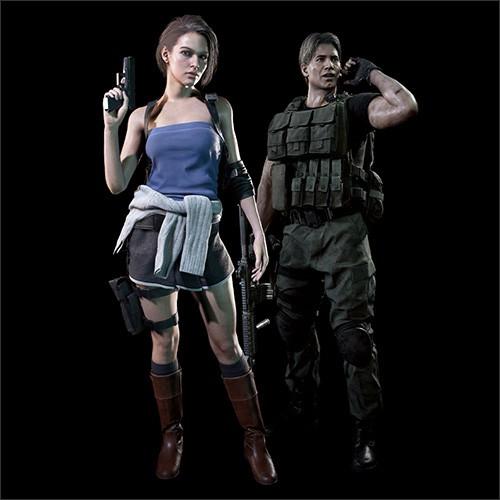 《生化危机3:重制版》经典服装DLC 5月7日发售