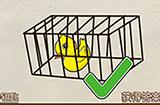 脑洞先生第19关攻略  把小鸡抓进笼子