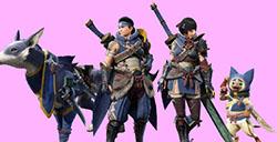 《怪物猎人:崛起》女角色设定图曝光  2021年3月上线NS