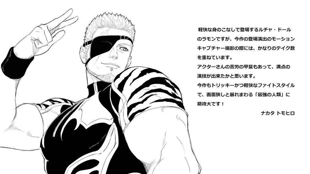 《拳皇15》开发者期待雷蒙成为最强人类