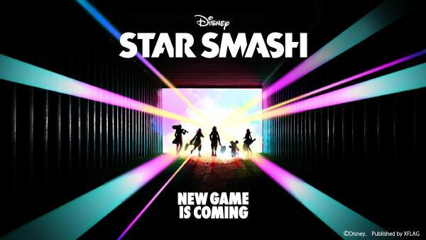《怪物弹珠》XFLAG×迪士尼新作手游《Star Smash》日本预约开始