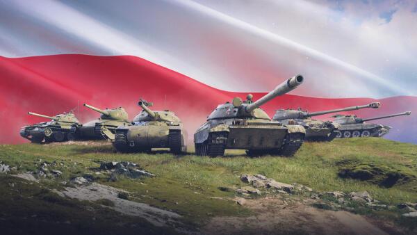 《战车世界》10周年 推出大型更新