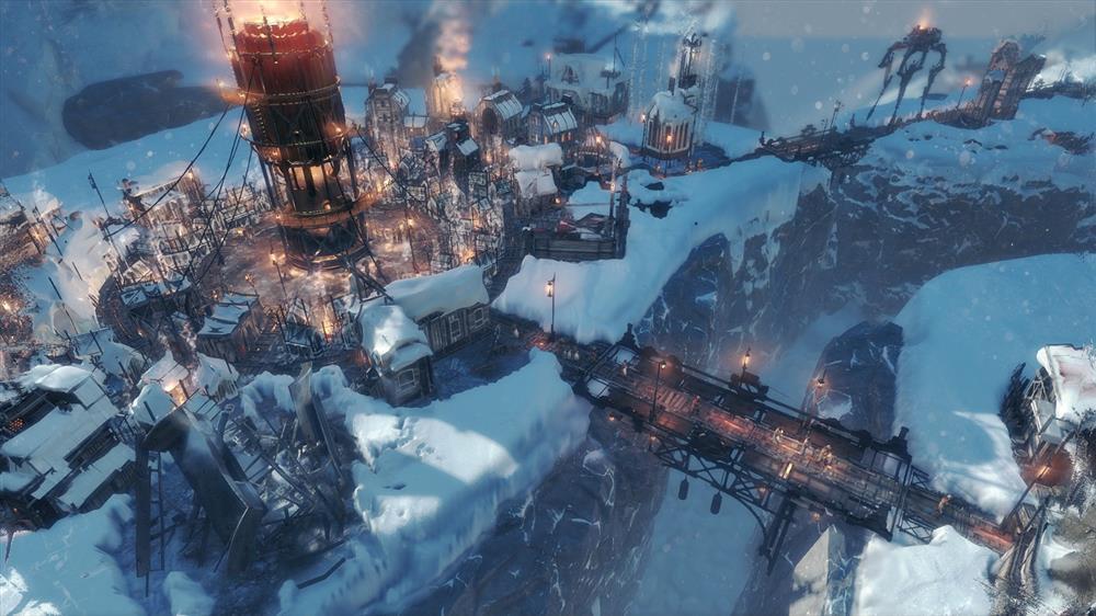 《冰汽时代》主机版DLC发售预告  全新剧情和游戏机制