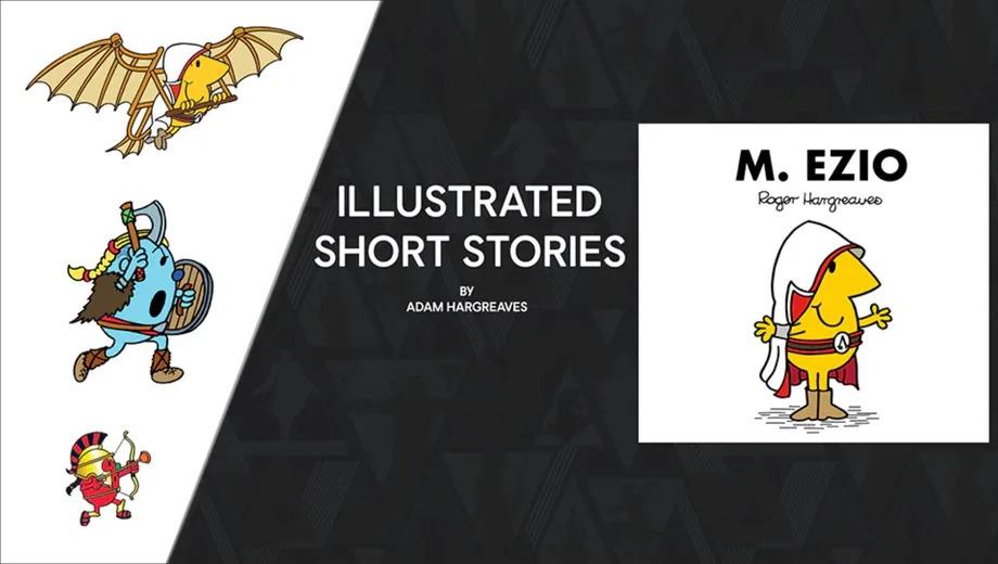 育碧将与奇先生妙小姐合作 推出《刺客信条》儿童读物