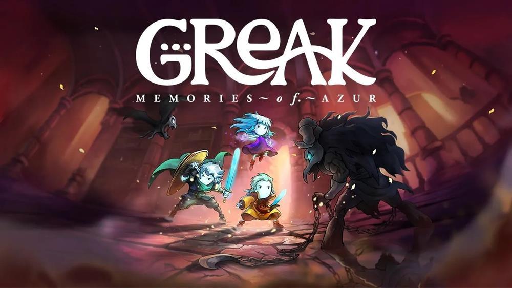 《格里克:天蓝色的记忆》预告视频公布  免费试玩版推出
