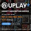 育碧Uplay+免费试用