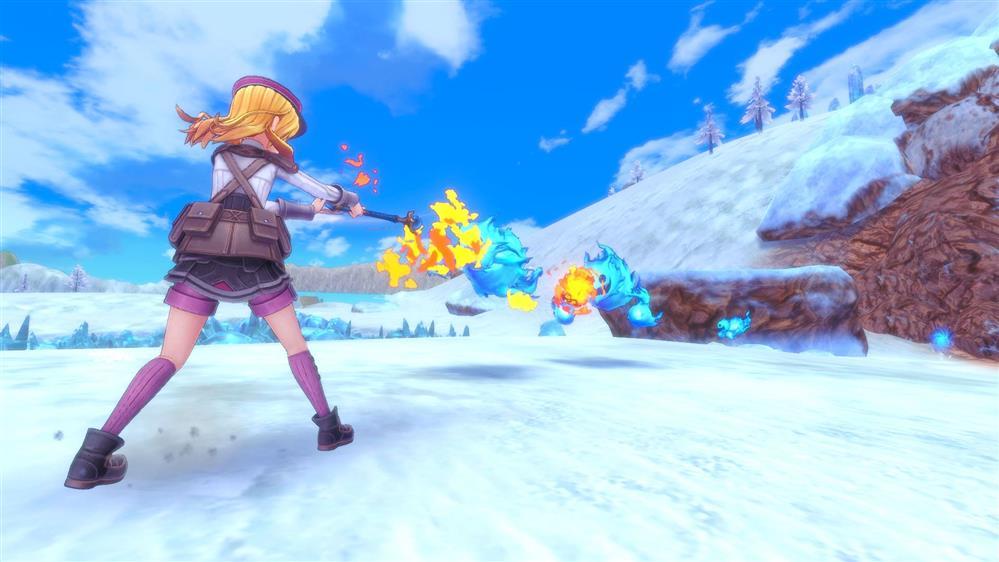 《符文工厂》系列最新作任天堂Swithc游戏《符文工厂5》今日发售