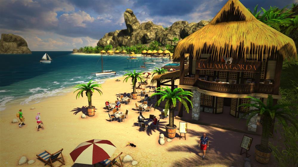 《海岛大亨5》支持Steam和GOG跨平台联机