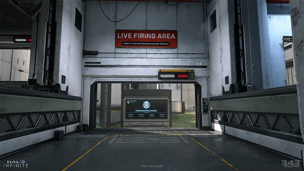 《光环:无限》多人游戏B测可能会于本周开始