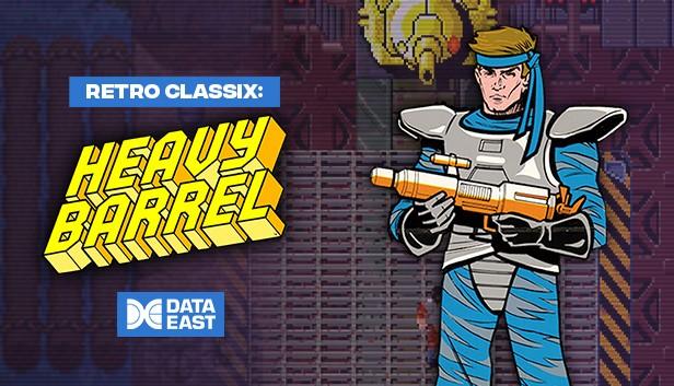经典Data East街机游戏 3月3日登PC平台