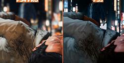 《审判之眼》PS4 Pro/PS5对比 新版画面暗 加载快 画质好