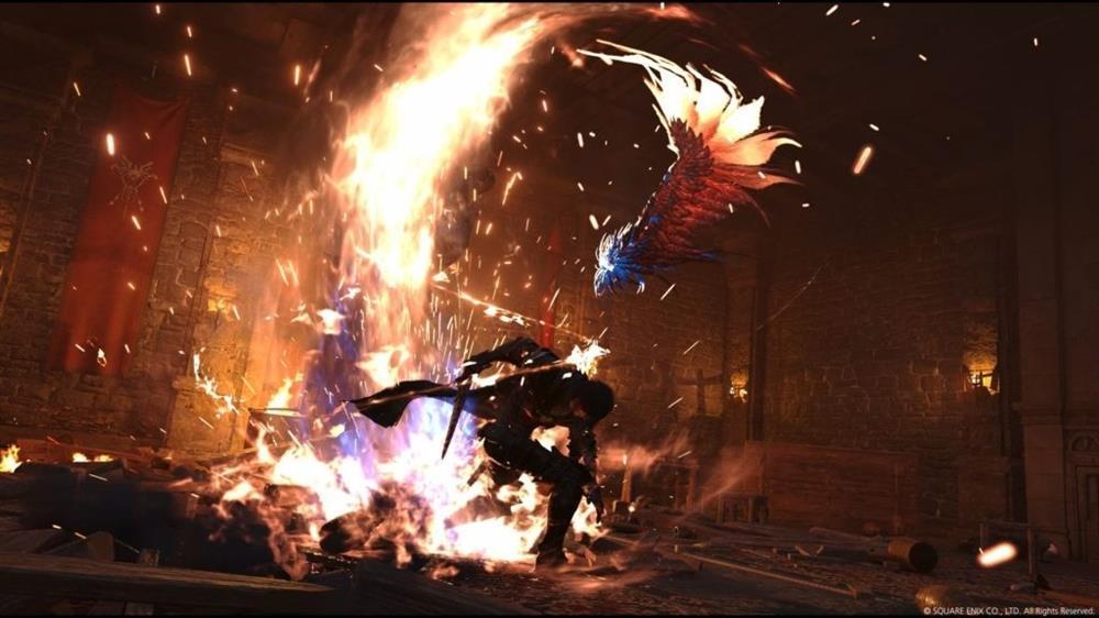 《最终幻想16》开发组正努力工作 确保发行时产品完美