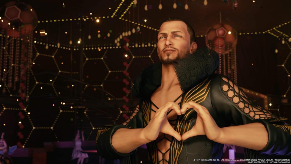 《最终幻想7重制版》监制受访  舞蹈设计原本还有钢管舞