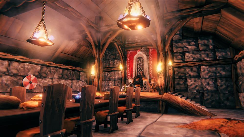《英灵神殿》新DLC引发热潮  同时在线人数突然暴涨