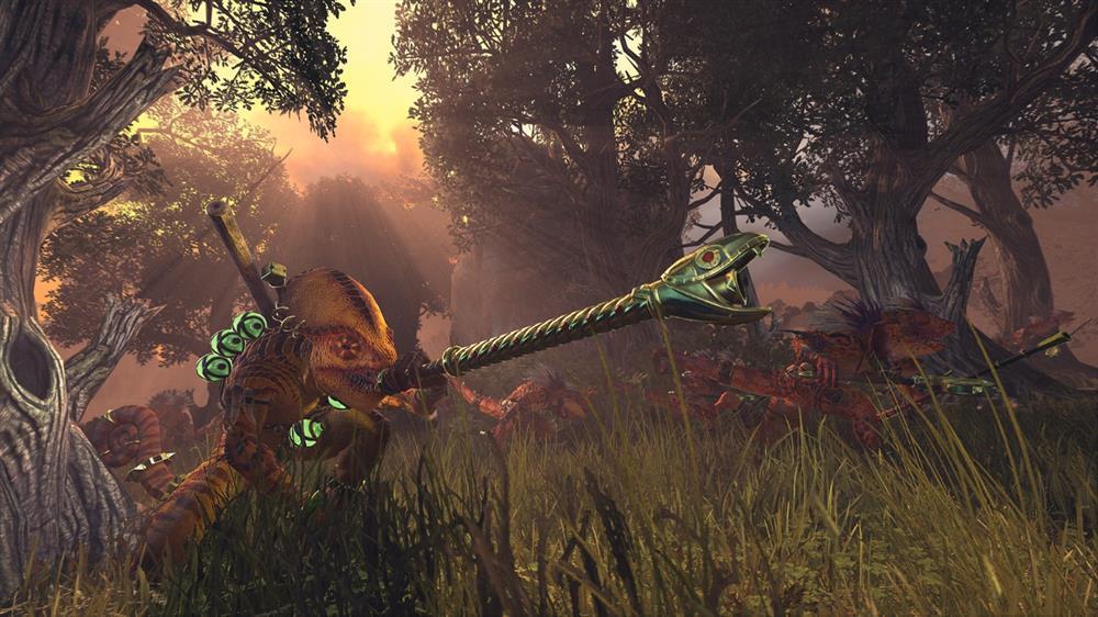 《全面战争:战锤2》新DLC预告 新增两位传奇领主