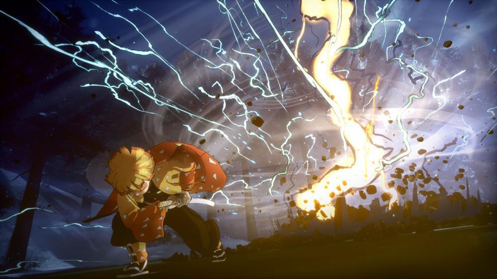 世嘉确定发售《鬼灭之刃:火之神血风谭》亚洲版