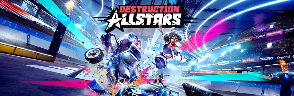 索尼宣布《Destruction AllStars》发售日延后
