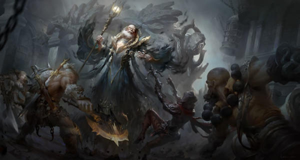 《暗黑破坏神》手游《暗黑破坏神:不朽》年中在部分地区开测试