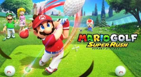 《马里奥高尔夫:超级冲刺》新情报公开  2种新模式