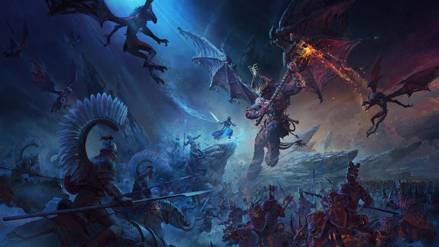《全面战争:战锤3》宣布跳票  跳票至明年年初发售