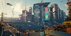 《赛博朋克2077》夜之城全貌地图疑似泄露  实体地图和明信片?
